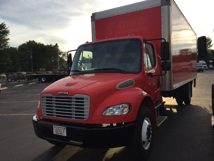 2013 Freightliner Business Class M2 106 Box Truck - Straight Truck