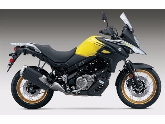 suzuki v strom 650 motorcycles for sale in new york. Black Bedroom Furniture Sets. Home Design Ideas