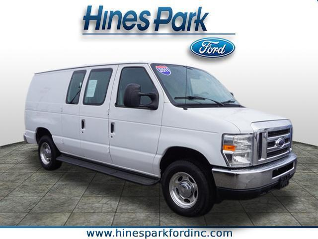 2011 Ford E-Series Cargo  Cargo Van