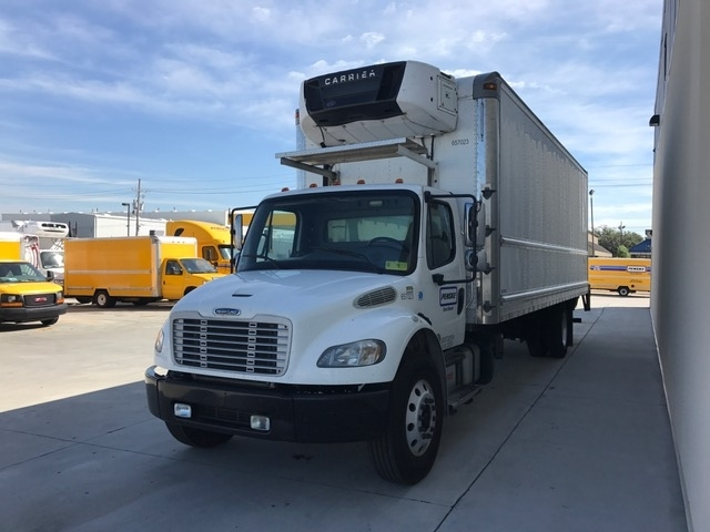 2013 Freightliner Business Class M2 106  Refrigerated Truck