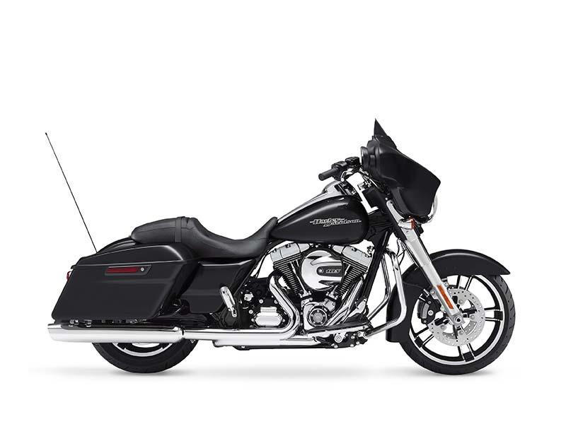 2016 Harley-Davidson FLHX - Street Glide