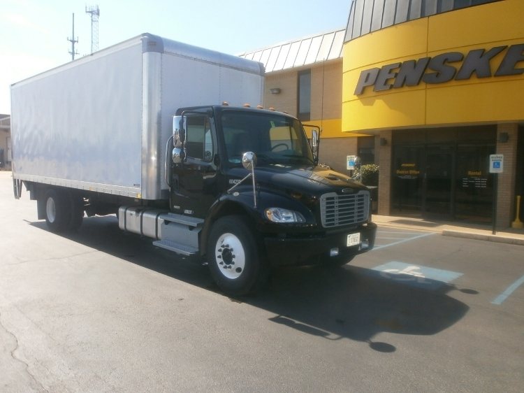 2011 Freightliner Business Class M2 106 Box Truck - Straight Truck