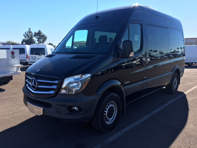 2014 Mercedes-Benz Sprinter 2500 Van