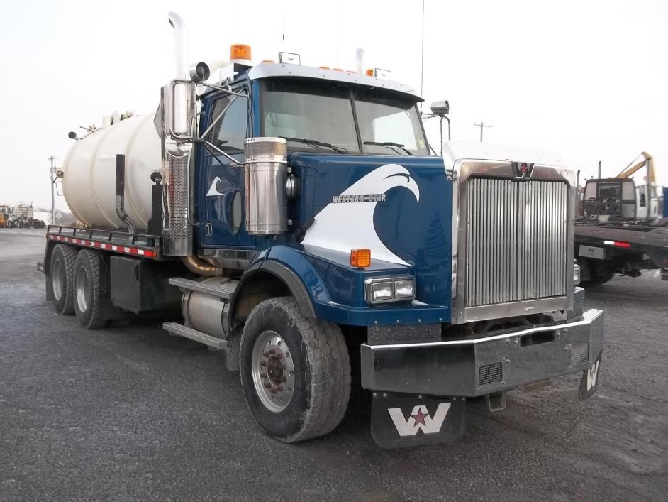2006 Western Star 4900sa  Vacuum Truck