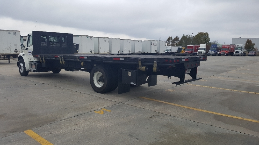 2013 Freightliner Business Class M2 106 Flatbed Truck, 3
