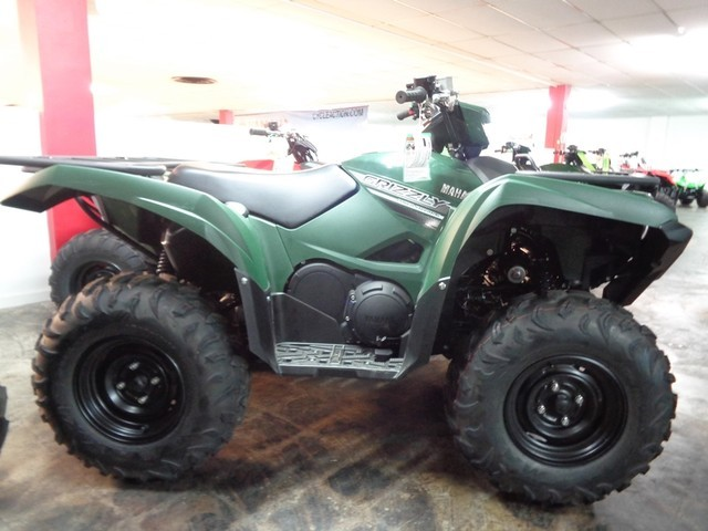Yamaha grizzly 400 motorcycles for sale for Yamaha grizzly 400