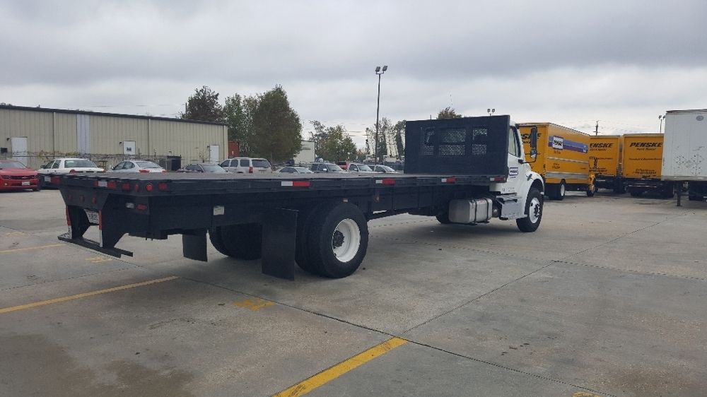 2013 Freightliner Business Class M2 106 Flatbed Truck, 2