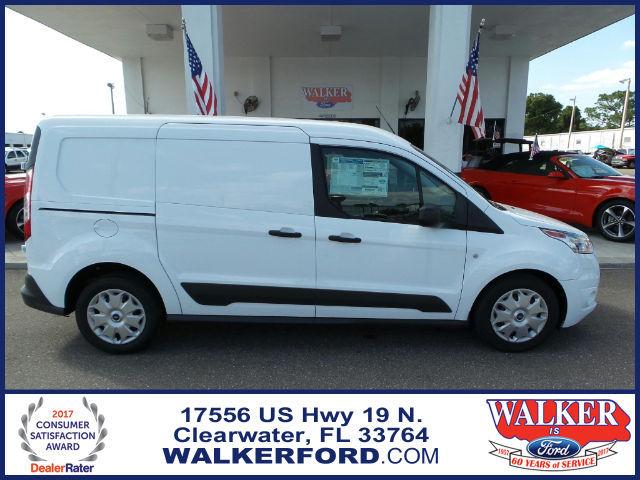 2017 Ford Transit Connect Xlt Van  Cargo Van