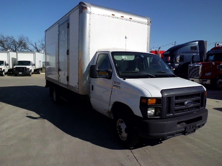 2011 Ford E450  Box Truck - Straight Truck