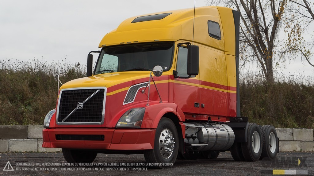 2010 Volvo Vnl64t670 Conventional - Sleeper Truck