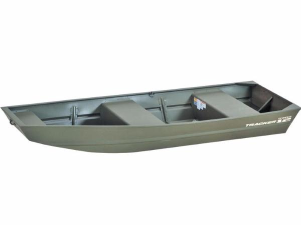 2015 TRACKER BOATS Topper 1236W Riveted Jon