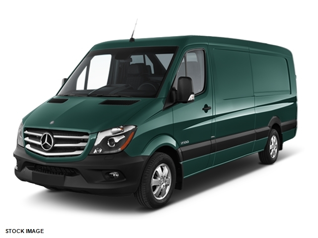 2016 Mercedes-Benz Sprinter Work Cargo Van