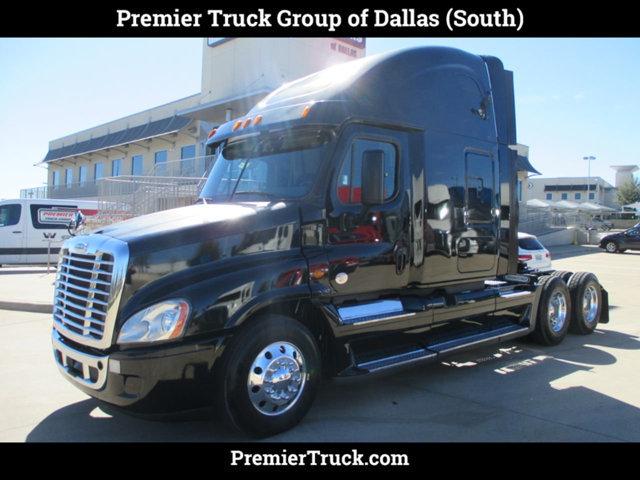 2014 Freightliner Cascadia Pickup Truck