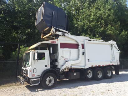 2010 Mack Mru613 Garbage Truck
