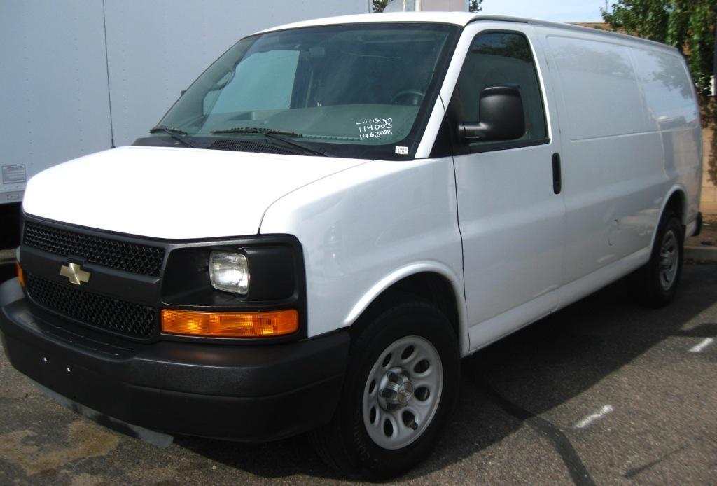 2009 chevrolet express cargo van cars for sale. Black Bedroom Furniture Sets. Home Design Ideas