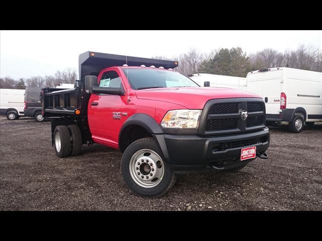 2017 Ram 5500 Dump Truck
