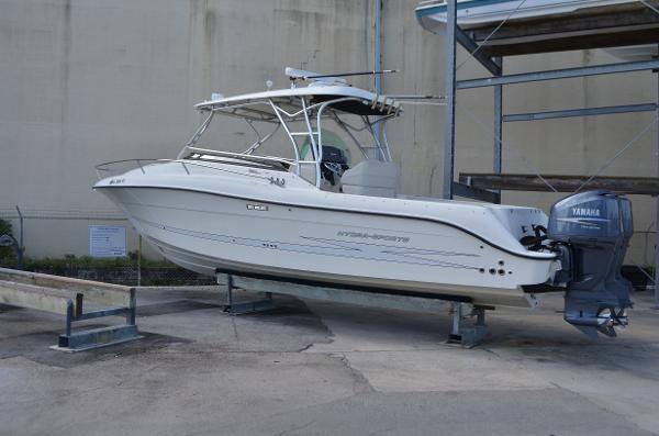 2007 Hydra Sport VX Express