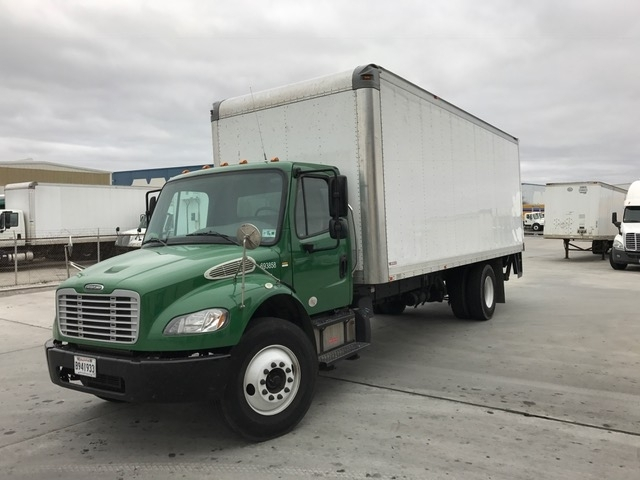 2014 Freightliner Business Class M2 106 Box Truck - Straight Truck