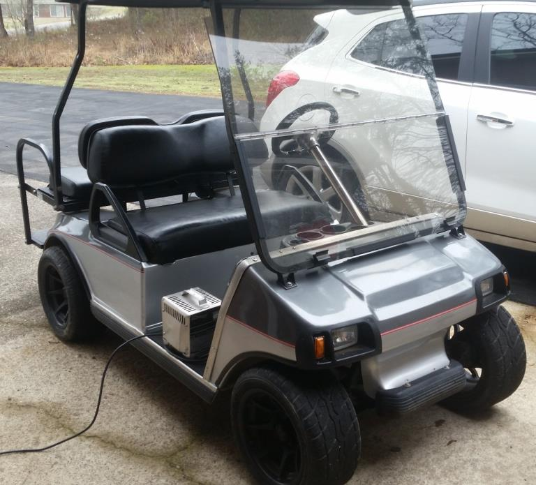 2003 Club Car ELECTRIC