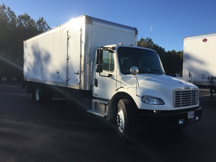 2010 Freightliner Business Class M2 106 Box Truck - Straight Truck