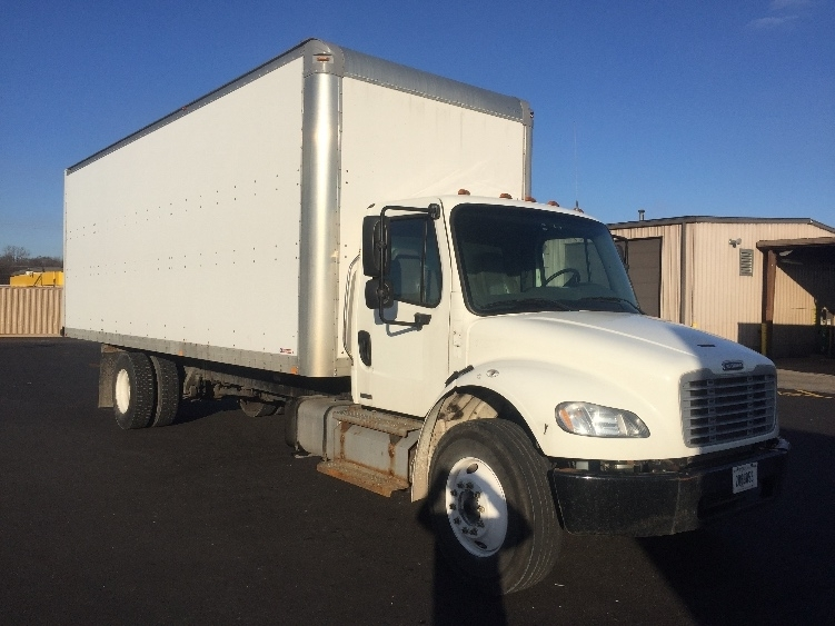2012 Freightliner Business Class M2 106 Box Truck - Straight Truck