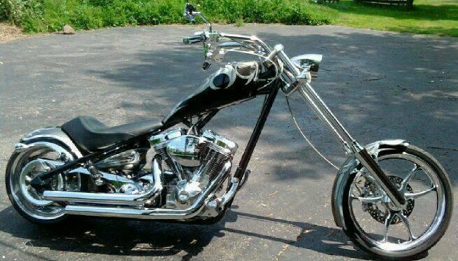 2008 Big Dog Motorcycles RIDGEBACK