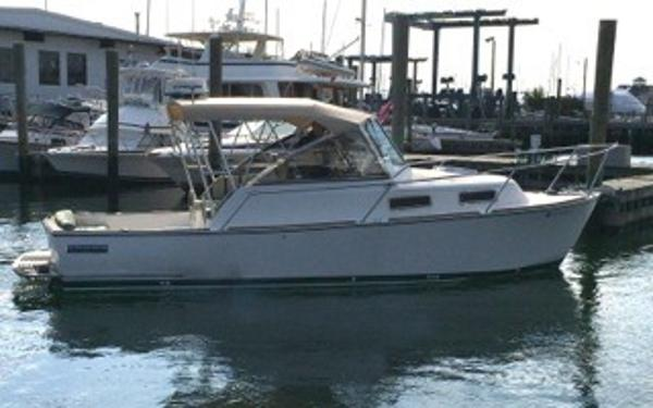 2002 Legacy Yachts 28 Express