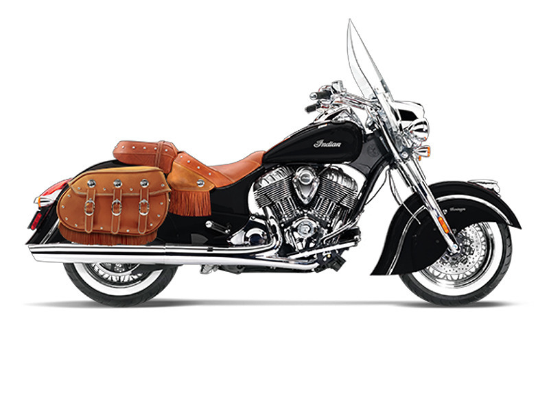 2014 Indian Chief Vintage Thunder Black