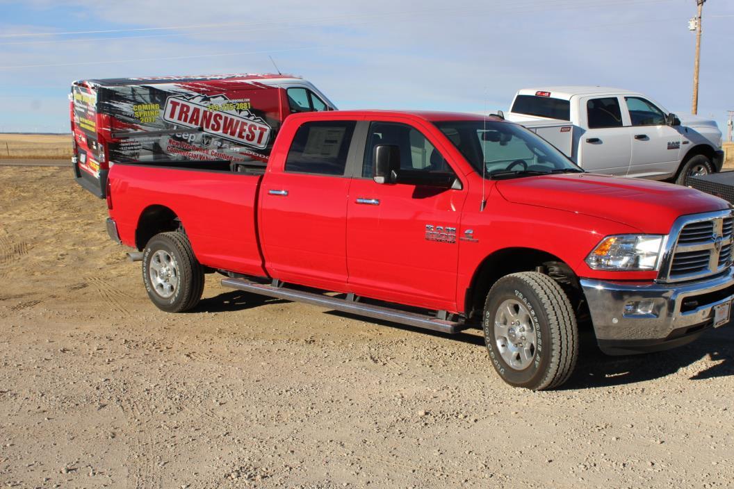 2016 Ram 2500 Slt  Pickup Truck