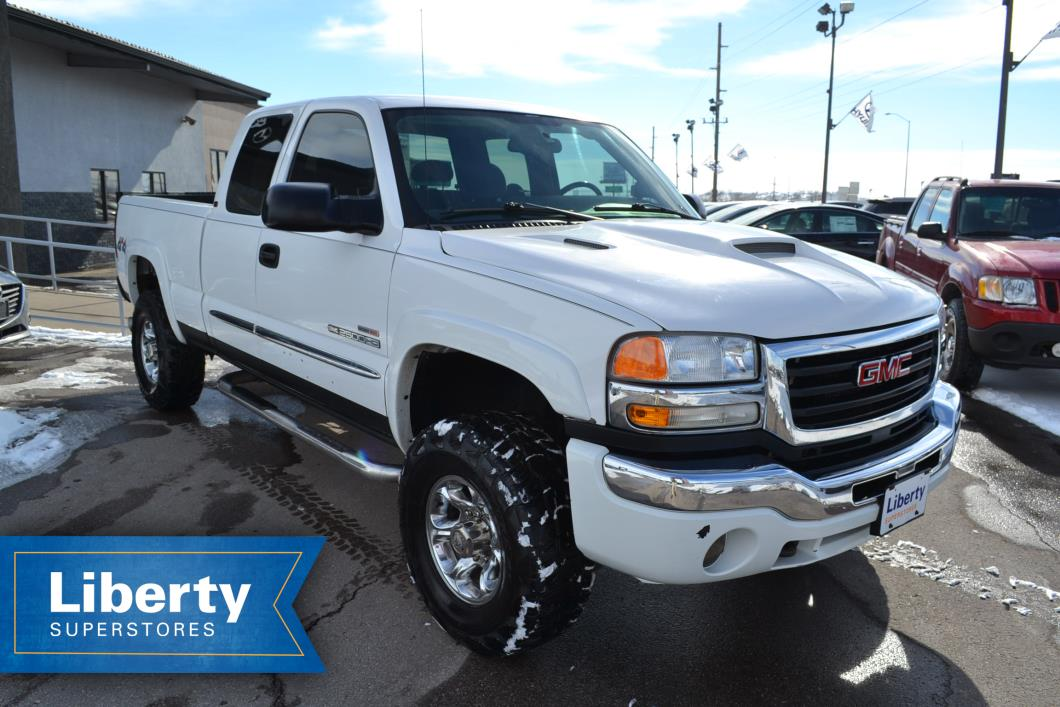2005 Gmc Sierra 2500hd Pickup Truck