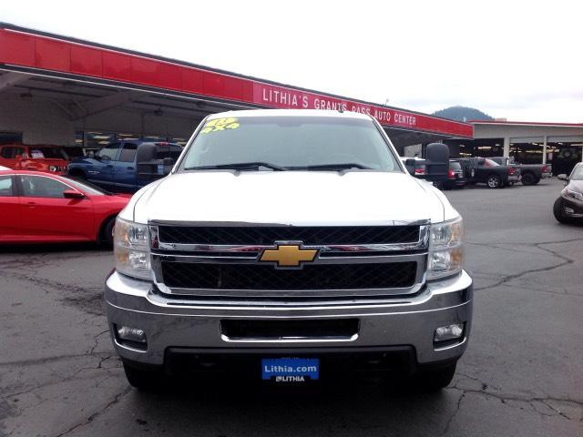 2013 Chevrolet Silverado 2500hd Pickup Truck
