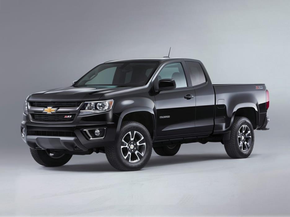 2017 Chevrolet Colorado  Pickup Truck