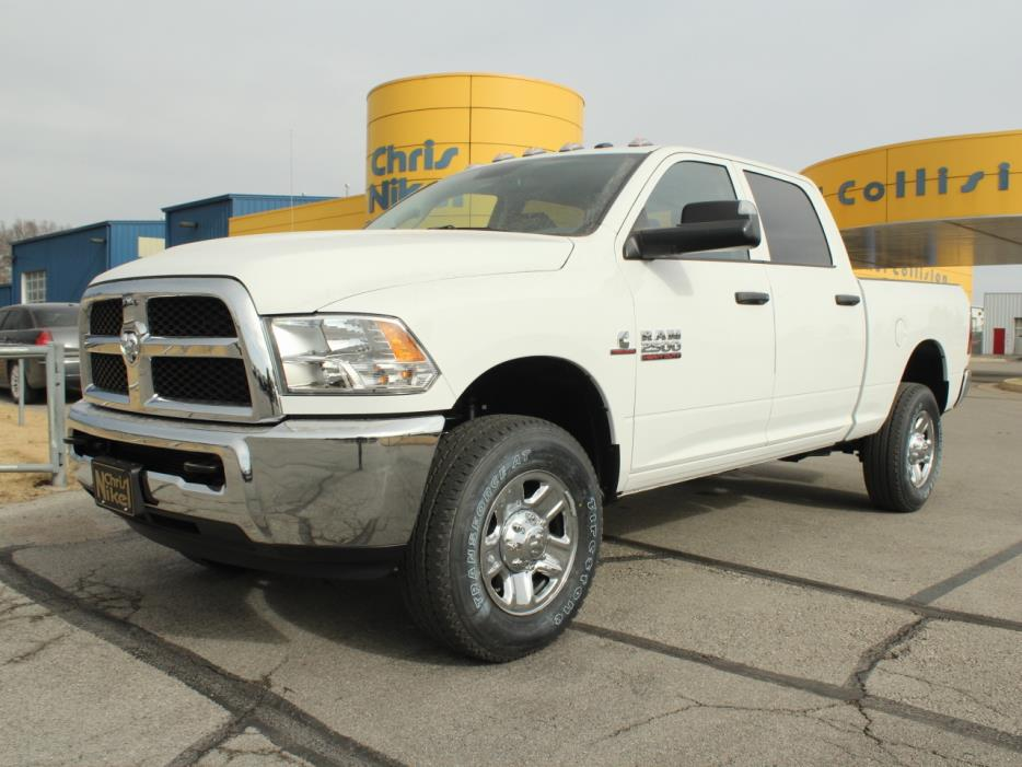 2017 Ram 2500 Tradesman 4x4  Contractor Truck