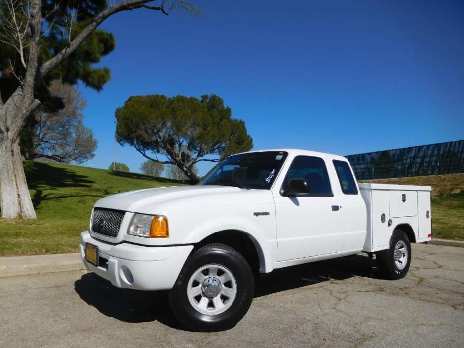 2003 Ford Ranger  Utility Truck - Service Truck