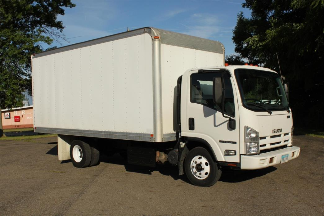 2011 Isuzu Npr Hd Box Truck - Straight Truck