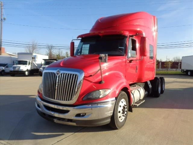 2008 International Prostar Cabover Truck - Sleeper