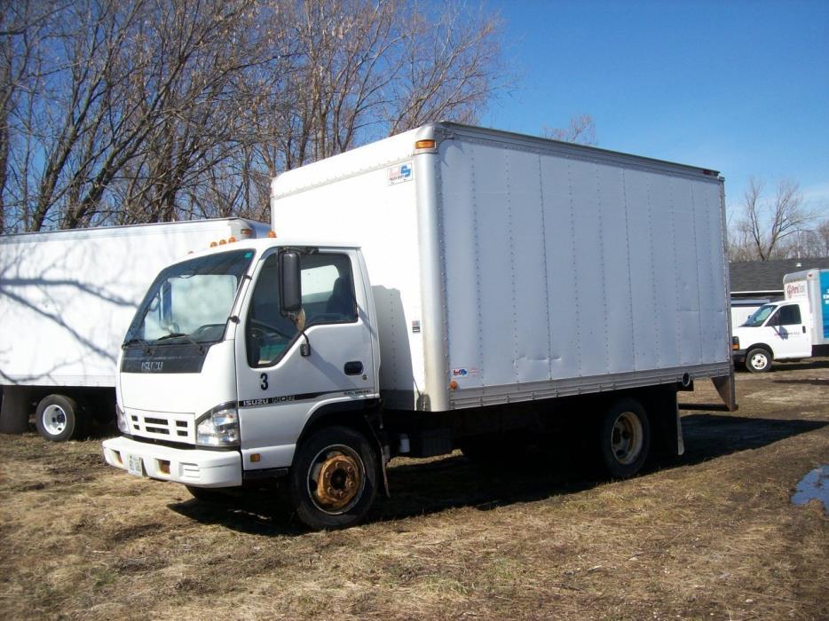 2006 Isuzu Nqr  Box Truck - Straight Truck