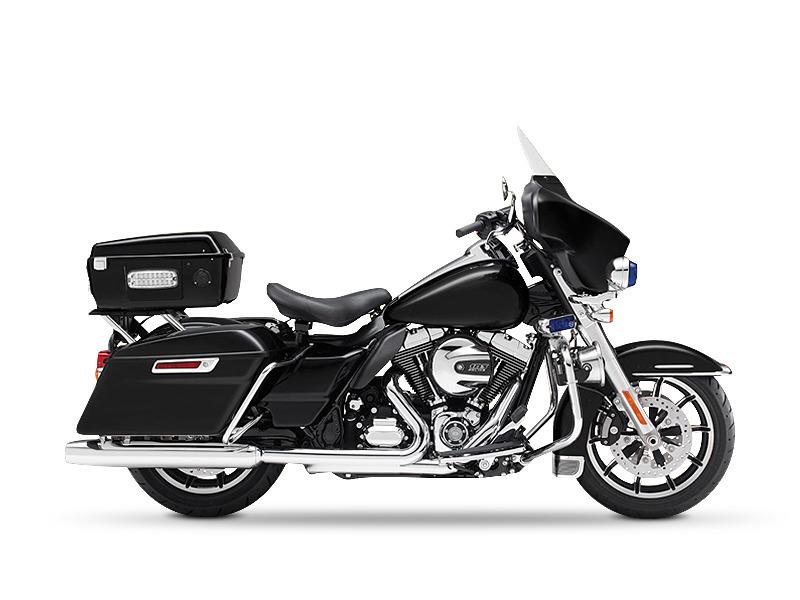 2016 Harley-Davidson Police & Fire Electra Glide Police
