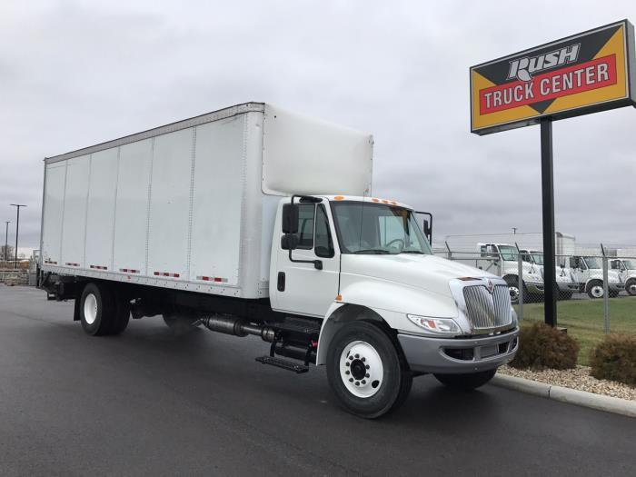 2017 International 4300 Box Truck - Straight Truck