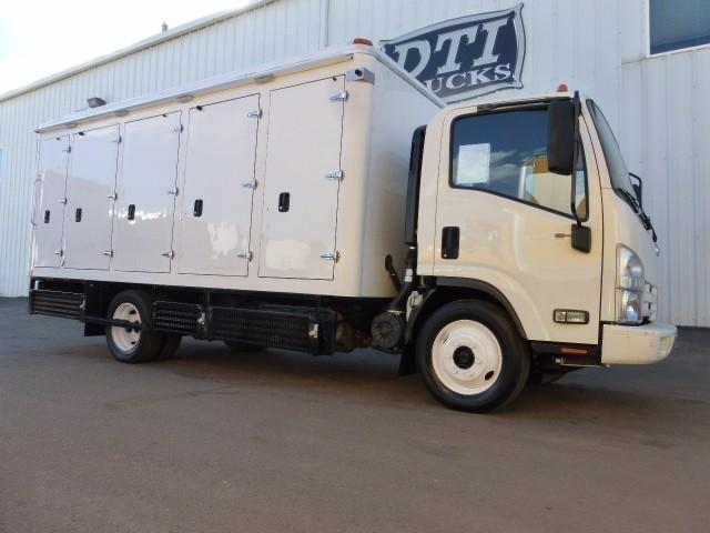 2014 Isuzu Nrr  Refrigerated Truck