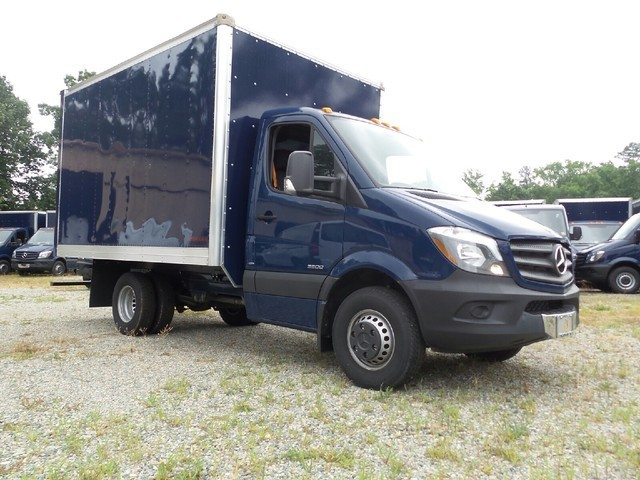 2015 Mercedes-Benz Sprinter 3500 Box Truck - Straight Truck