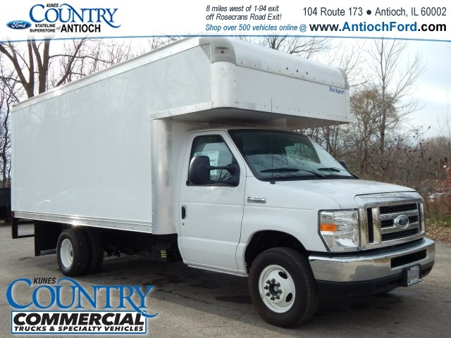 2015 Ford E-350sd  Cab Chassis