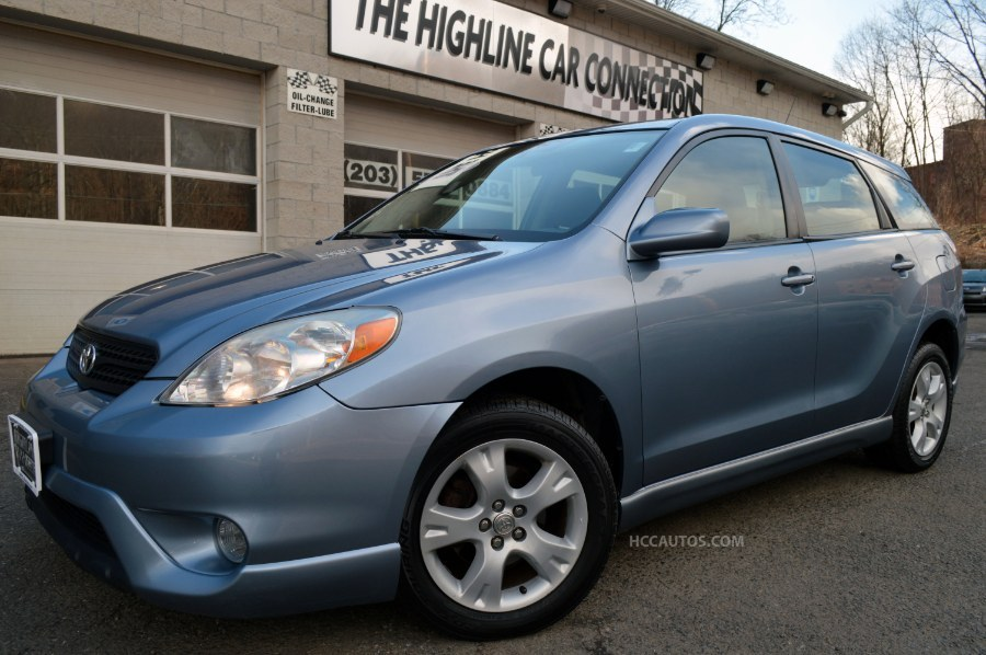 2006 Toyota Matrix Xr Awd