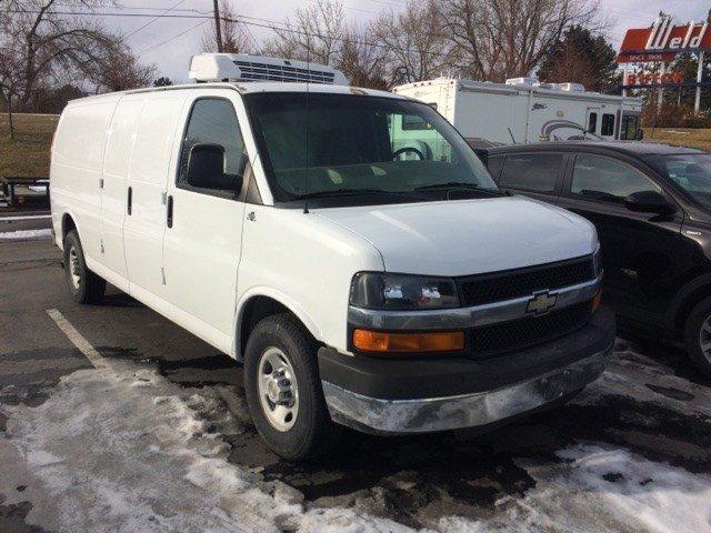 2004 Chevrolet Express Cargo Van  Cargo Van