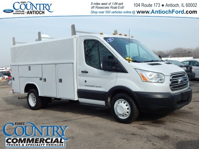 2015 Ford Transit-350  Cab Chassis