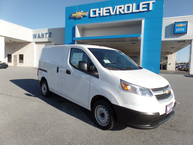 2017 Chevrolet City Express Cargo  Cargo Van