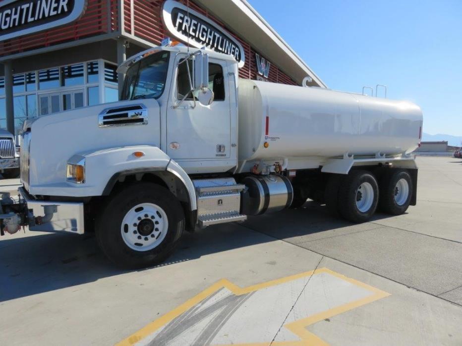 2016 Western Star 4700sb Water Truck