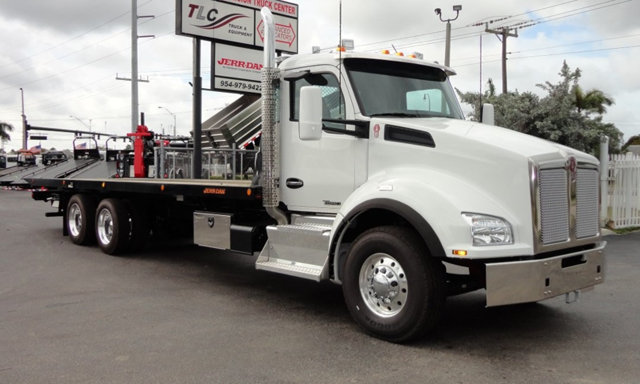 2017 Kenworth T880  Car Carrier