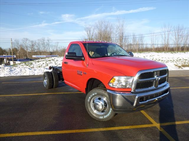 2017 Ram Chassis 3500  Cab Chassis