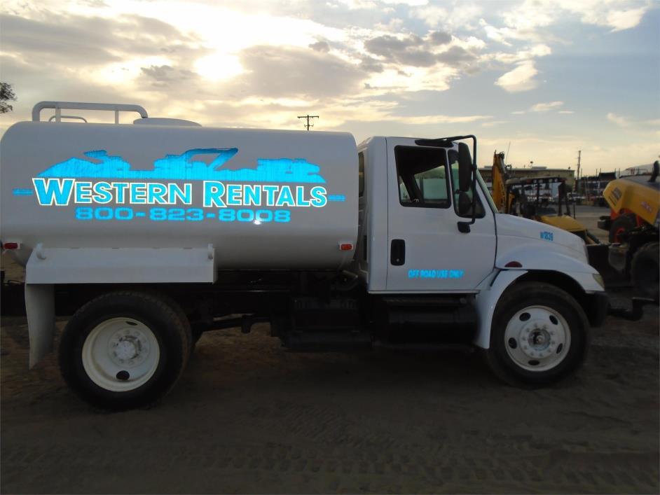 2005 International Durastar 4300 Water Truck